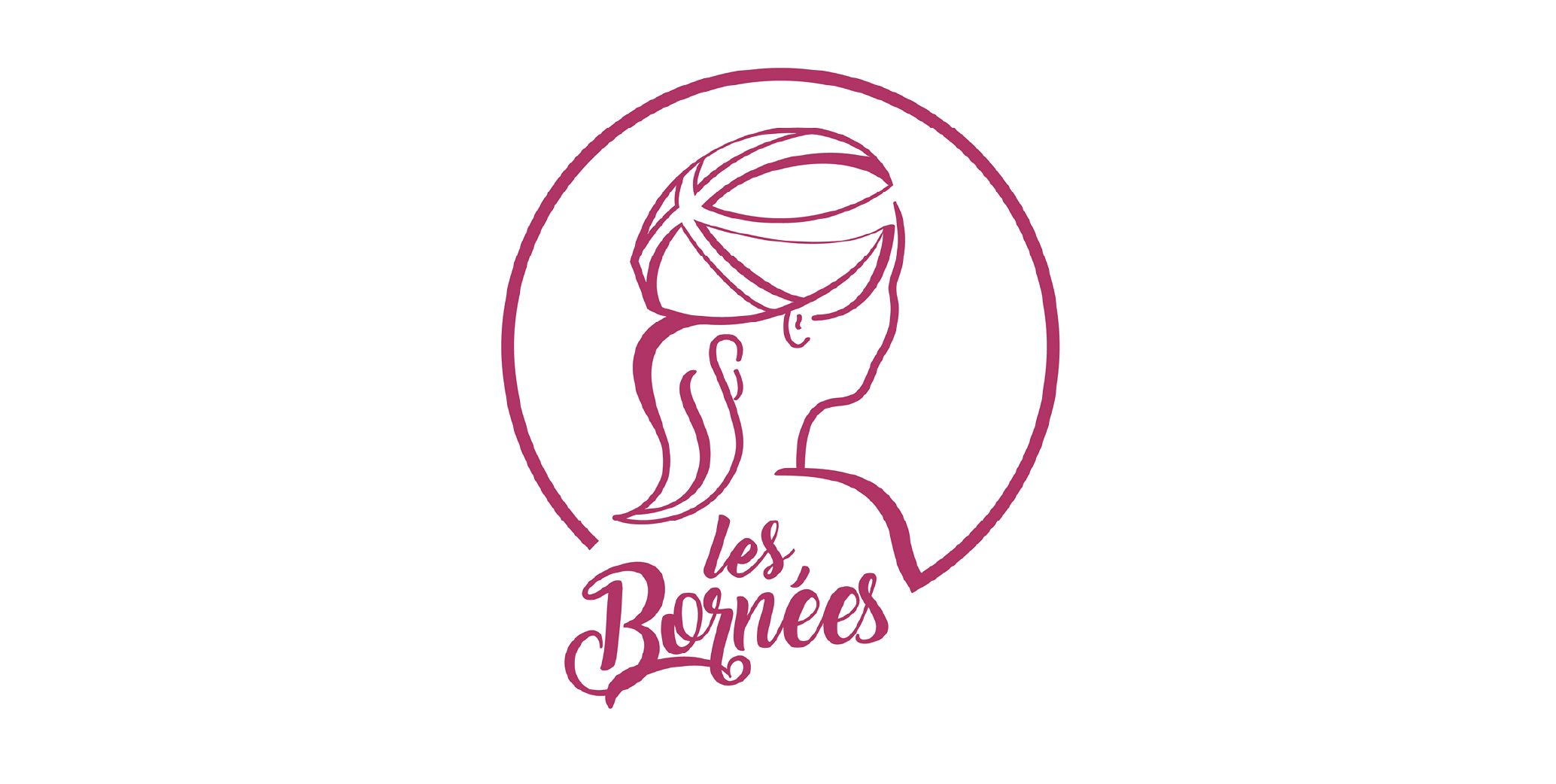 Start up logo les bornees