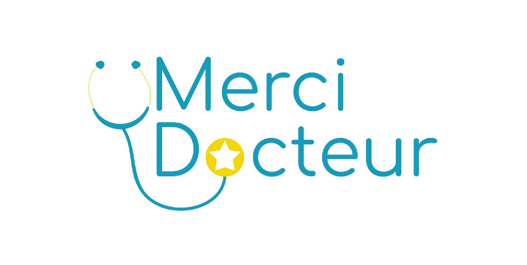 Start up logo merci docteur